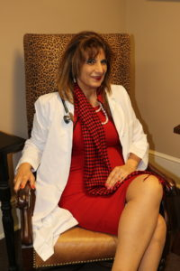 Dr. Dalal Akoury The Powerful